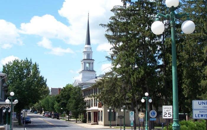 Lewisburg Villager Realty Inc